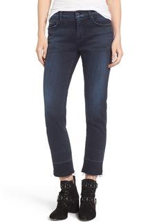 Hudson Jeans Zoeey Released Hem Ankle Skinny Jeans (Ultra)