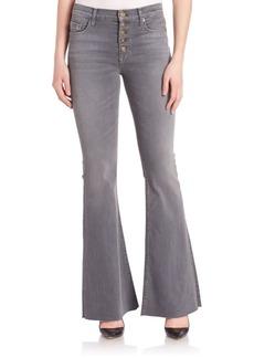 Hudson Jodi Flared High Waist Jeans