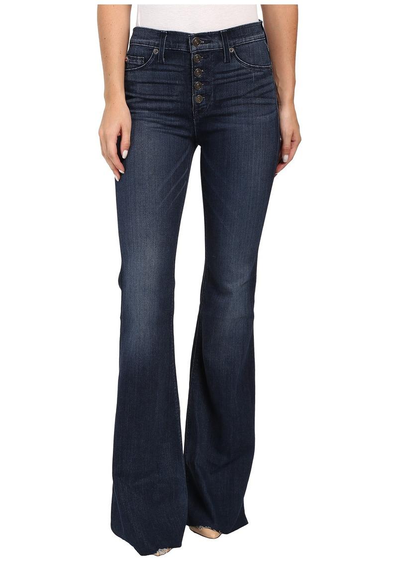 Hudson Jeans Hudson Jodi High Waist Flare in Anchor Light