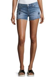 Hudson Jeans Hudson Kali Cutoff Denim Shorts