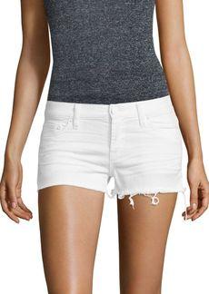 Hudson Jeans Kenzie Cut-Off Denim Shorts