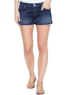 Hudson Jeans Kenzie Cut Off Shorts in Zero Hour