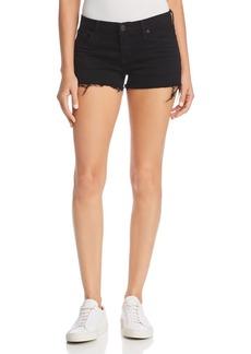 Hudson Jeans Hudson Kenzie Cutoff Denim Shorts in Good Vibes