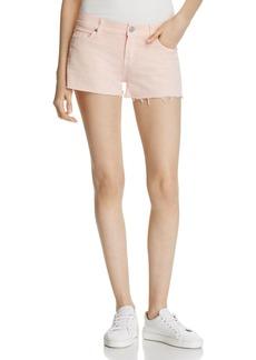 Hudson Kenzie Cutoff Shorts in Pistol Pink