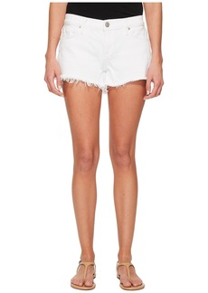 Hudson Jeans Kenzie Shorts in White