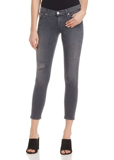 Hudson Krista Ankle Skinny Jeans in Stormy Horizon - 100% Exclusive