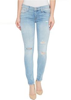 Hudson Krista Ankle Super Skinny Five-Pocket Jeans in Karma