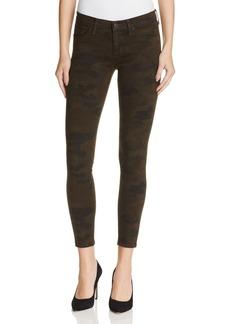 Hudson Krista Ankle Super Skinny Jeans in Militant Camo