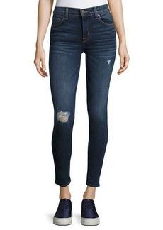 Hudson Jeans Hudson Krista Distressed Skinny Jeans