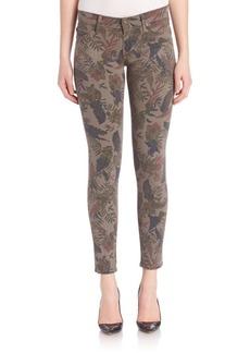 Hudson Krista Distressed Super Skinny Jeans