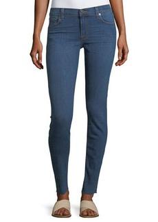 Hudson Jeans Hudson Krista Raw-Hem Skinny Jeans