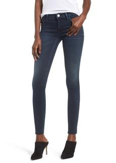Hudson Jeans Hudson Krista Raw Hem Super Skinny Jeans