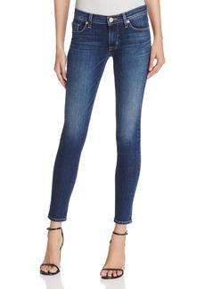 Hudson Krista Skinny Jeans in Solo