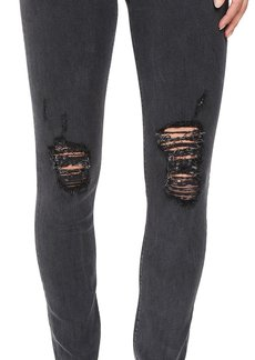 Hudson Jeans Krista Super Skinny in Eclipse