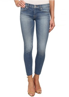 Hudson Krista Super Skinny Raw Hem Jeans in Hot Springs