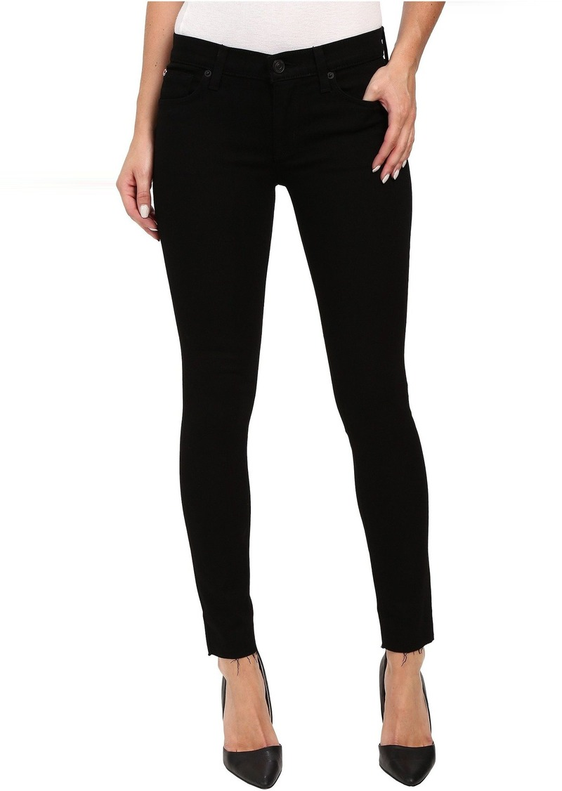 279bba23 On Sale today! Hudson Jeans Hudson Krista Super Skinny with Raw Hem ...