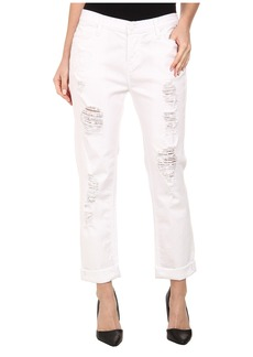 Hudson Jeans Hudson Leigh Boyfriend Pants in Cross Roads