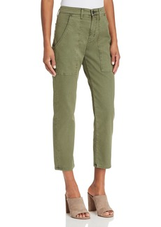 Hudson Jeans Hudson Leverage High Rise Cargo Pants in Forester
