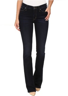 Hudson Jeans Love Mid-Rise Five-Pocket Bootcut in Redux