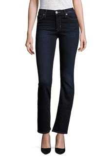 Hudson Love Midrise Petite Bootcut Jeans