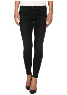 Hudson Luna Mid-Rise Ankle Skinny w/ Side Detail in Valorous