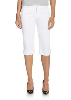 Hudson Jeans Malibu Capri Jeans
