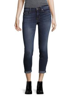 Hudson Jeans Matchmaker Cropped Skinny Jeans