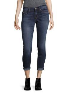 Hudson Matchmaker Cropped Skinny Jeans
