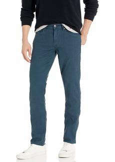 Hudson Jeans HUDSON Men's Blake Zip Fly Slim Fit Straight Leg Twill Jean