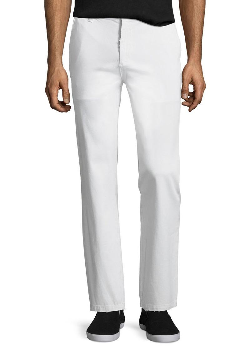 Hudson Jeans Hudson Men's Clint Straight-Leg Chino Pants
