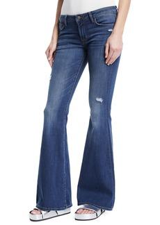 Hudson Jeans Hudson Mia Low-Rise Flared-Leg Jeans