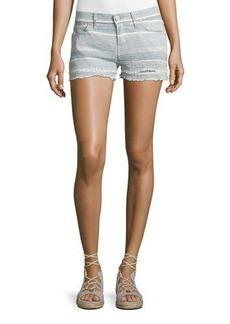 Hudson Jeans Hudson Midori Cutoff Denim Shorts