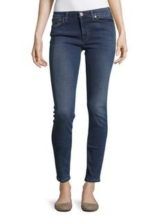 Hudson Jeans Midrise Super Skinny Jeans