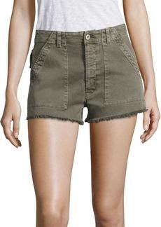 Hudson Jeans Hudson Mika Military Shorts