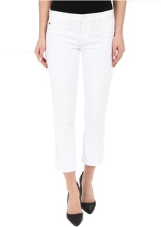 Hudson Muse Crop in White