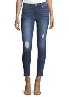 Hudson Jeans Hudson Natalie Distressed Ankle Jeans