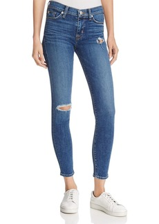 Hudson Nico Ankle Skinny Jeans in Jigsaw