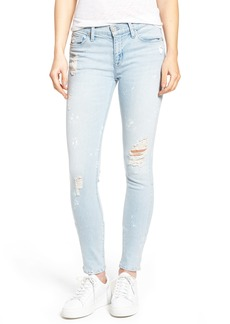 Hudson Nico Ankle Skinny Jeans (Reflector) (Nordstrom Exclusive)