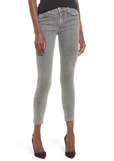 Hudson Nico Ankle Super Skinny Jeans (Glossier)