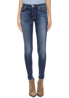 Hudson Jeans Hudson Nico Elysian Mid Rise Skinny Jeans