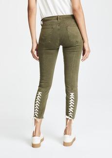 Hudson Jeans Hudson Nico Lace Up Skinny Pants