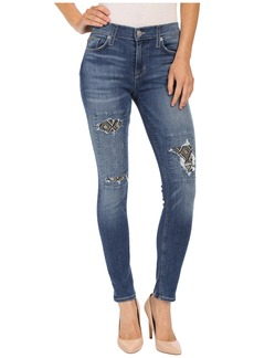 Hudson Nico Mid-Rise Ankle Skinny in Homeland