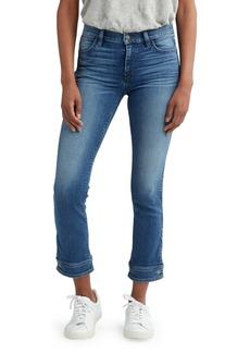 Hudson Jeans Hudson Nico Mid-Rise Cigarette Crop Jeans