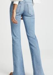 Hudson Jeans Hudson Nico Mid Rise Cigarette Jeans