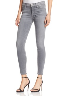 Hudson Nico Mid Rise Skinny Jeans in Spark Plug