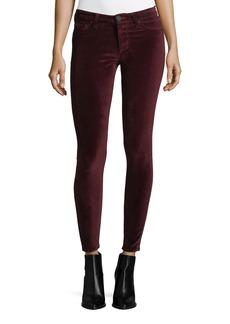 Hudson Jeans Hudson Nico Mid-Rise Skinny-Leg Ankle Pants
