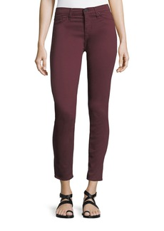 Hudson Nico Mid-Rise Super-Skinny Ankle Jeans