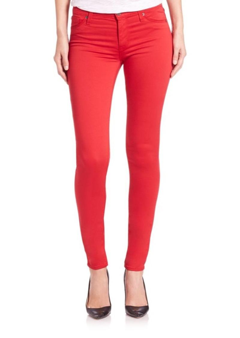 Hudson Jeans Hudson Nico Mid-Rise Super Skinny Jeans