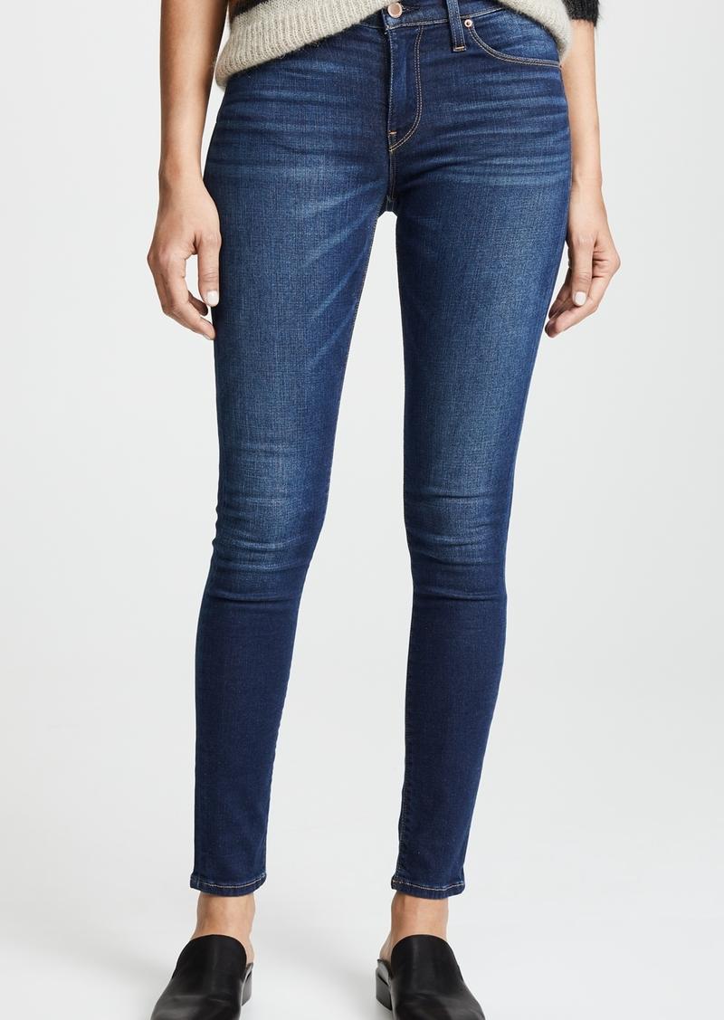 Hudson Jeans Hudson Nico Mid Rise Super Skinny Jeans