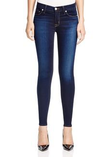 Hudson Nico Mid Rise Super Skinny Jeans in Redux
